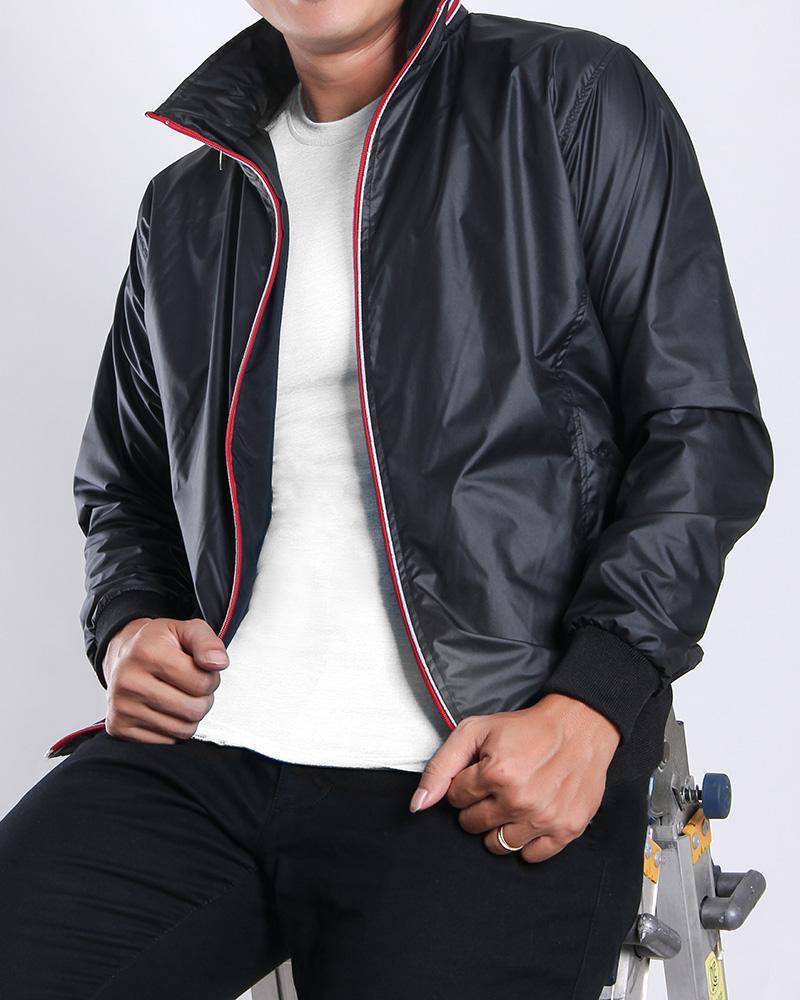 áo khoác dù 2 lớp c1 fraser 2017