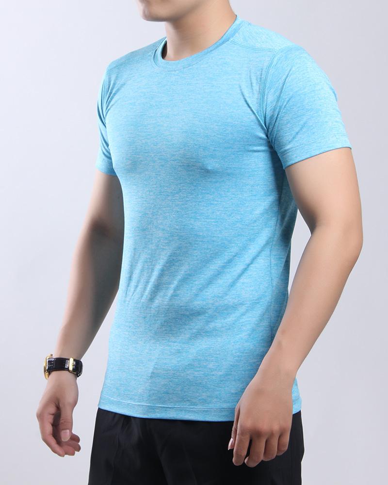 áo sớ gỗ nam xanh biển