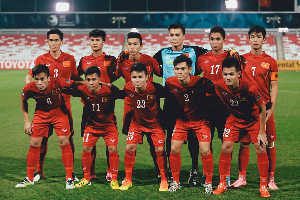áo polo tuyển Việt Nam cao cấp