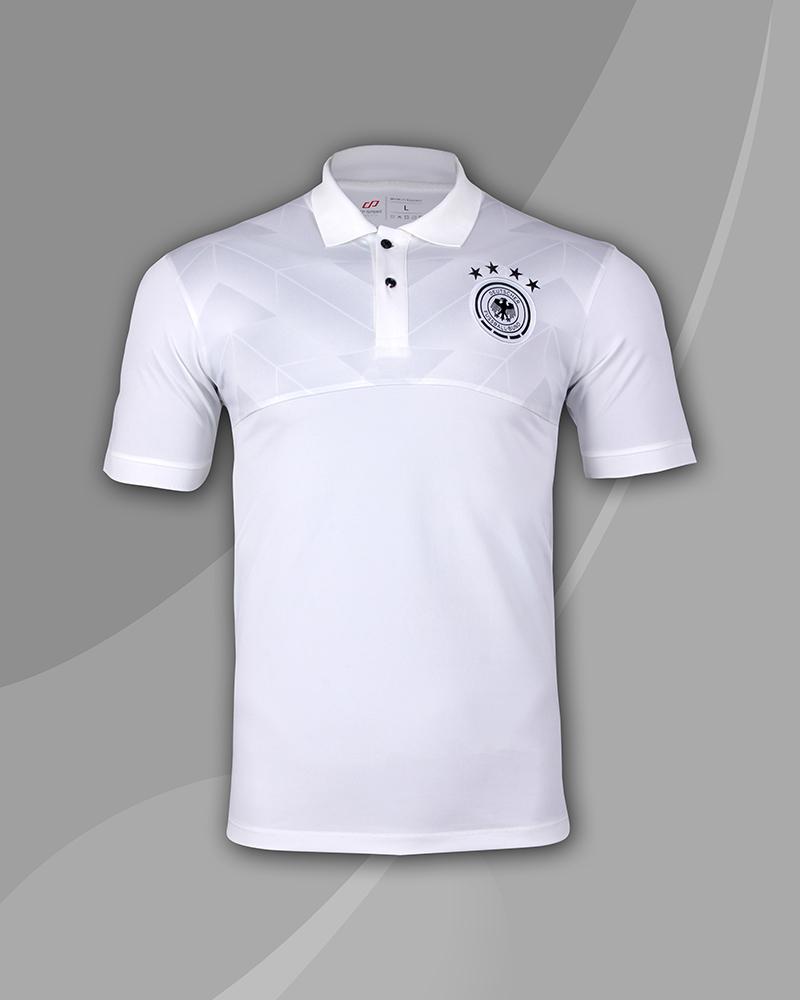áo thun polo cao cấp đức trắng