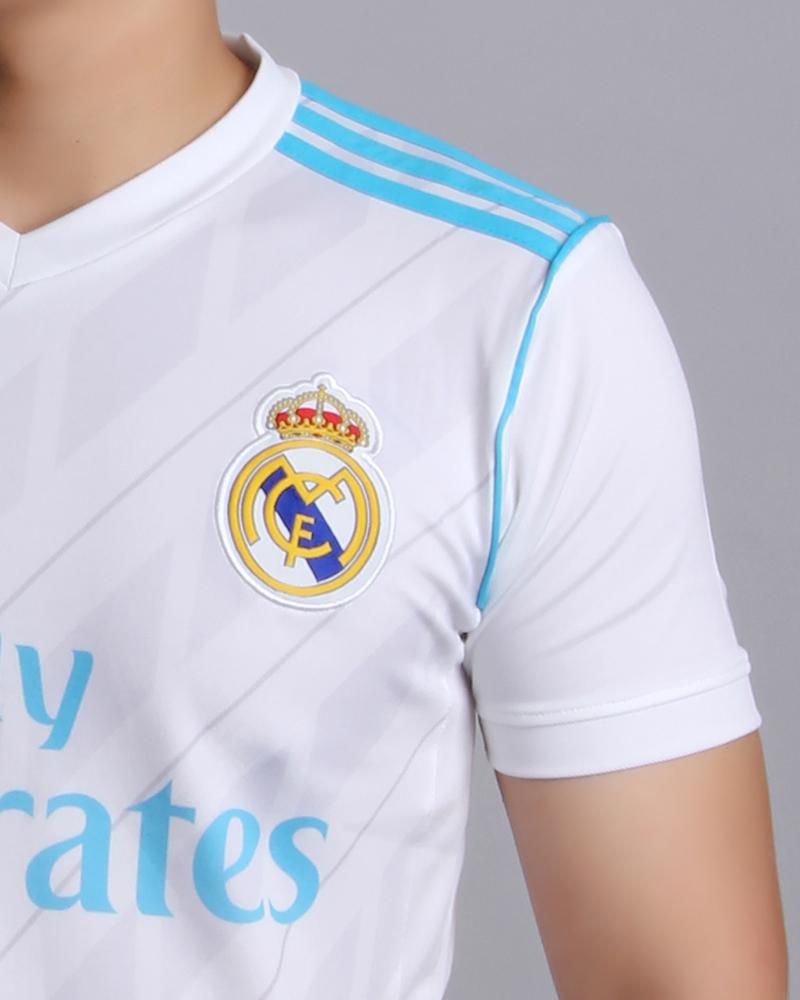 áo đấu real madrid 2017