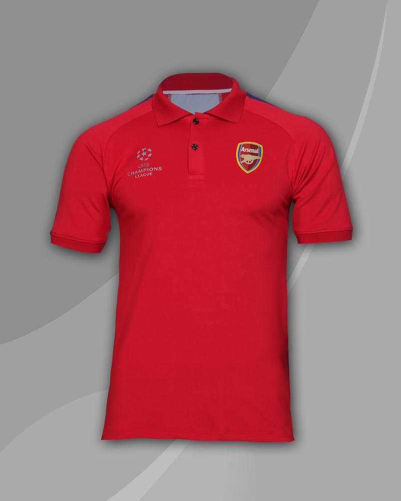 áo thun polo câu lạc bộ bóng đá c1