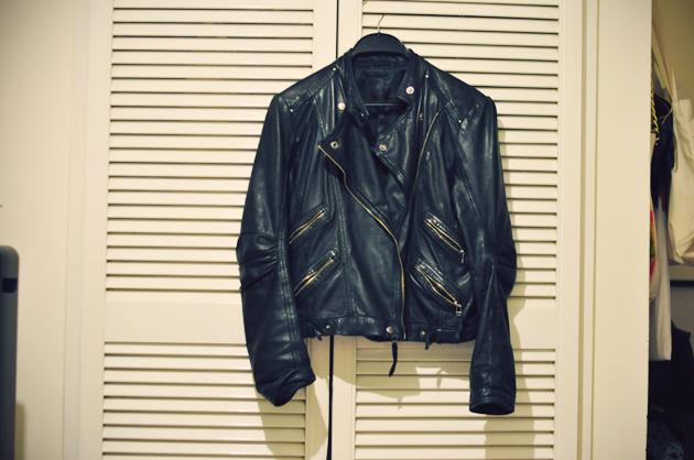 bảo quản áo khoác da