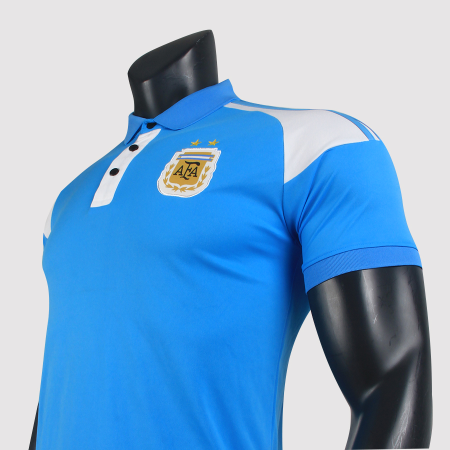 áo polo đội tuyển Argentina